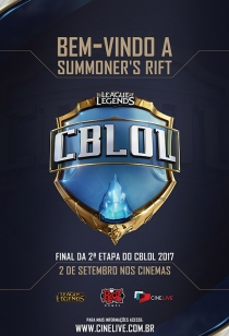 Final da Segunda Etapa do CBLOL 2017