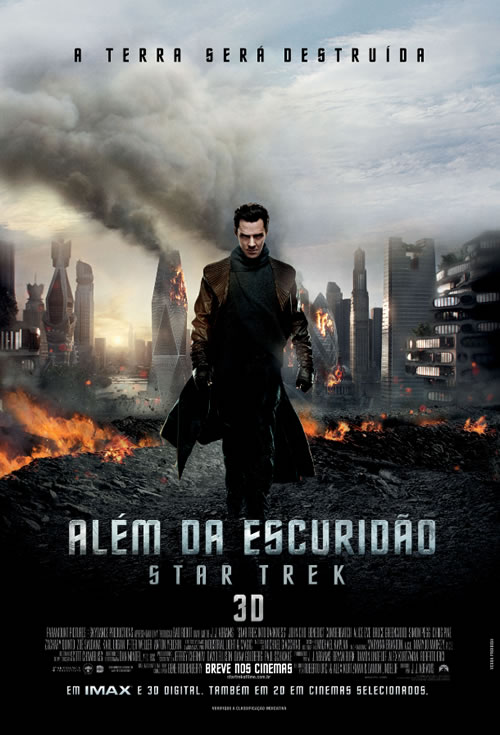 Al�m da Escurid�o: Star Trek
