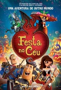 Poster de: Festa no Céu