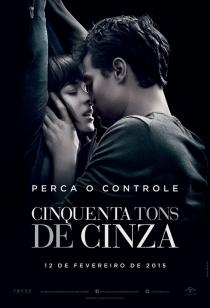 Poster de: Cinquenta Tons de Cinza
