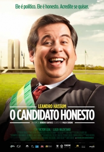 Poster de: O Candidato Honesto