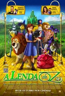 A Lenda de Oz 3D