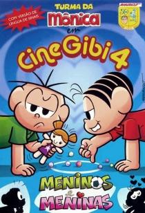 Turma da Mônica: CineGibi 4 - Meninos e Meninas