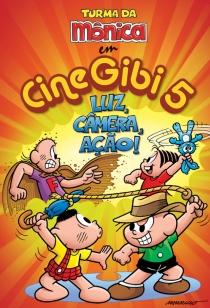 Poster de: Turma da Mônica: CineGibi 5 - Luz, Câmera, Ação!