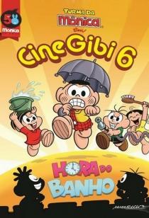 Poster de: Turma da Mônica: CineGibi 6 - Hora do Banho