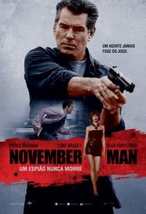 November Man - Um Espi�o Nunca Morre