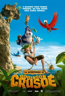 As Aventuras de Robinson Crusoe Dublado