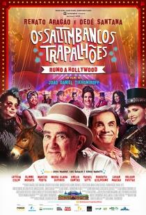 Os Saltimbancos Trapalhões: Rumo a Hollywood