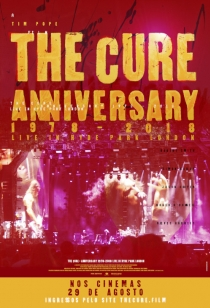 The Cure - Anniversary Live in Hyde