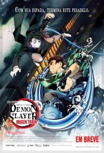 Demon Slayer - Kimetsu no Yaiba The Movie: Infinity Train