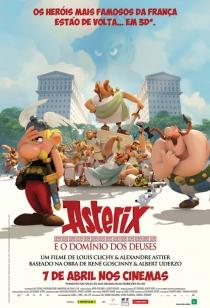 Astérix e o Domínio dos Deuses